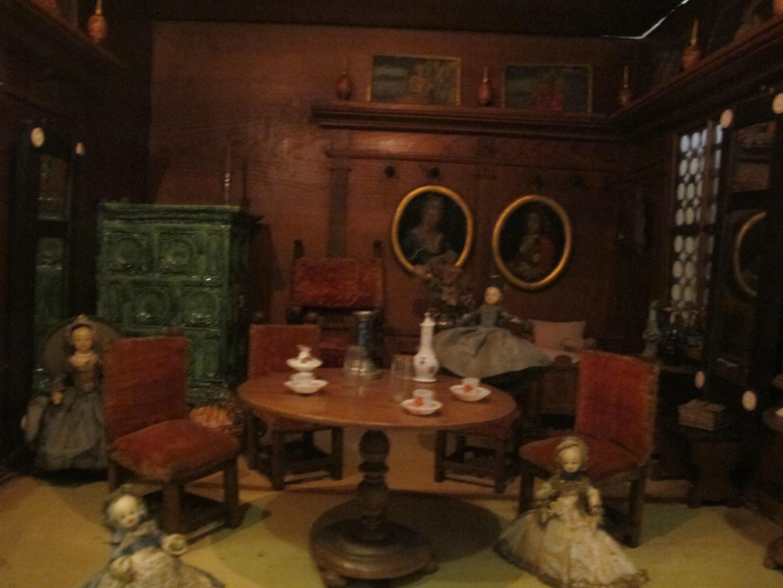 File casa di bambola della famiglia b umler di norimberga - Sala da pranzo ...