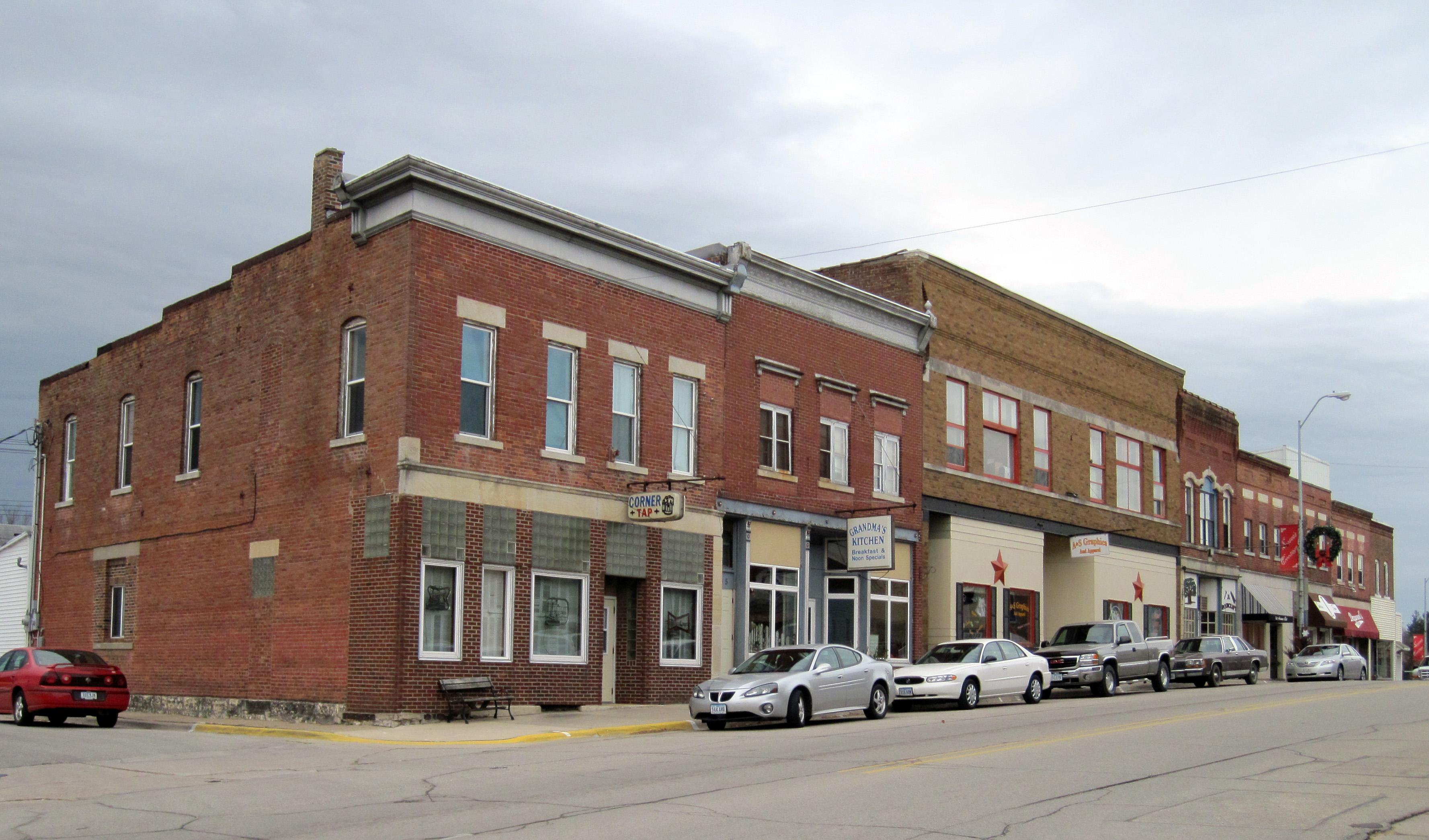 کاسکید، آیووا