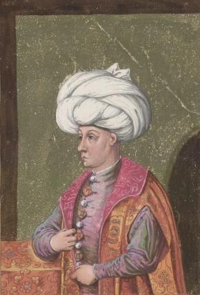 sultan Džem v Italiji