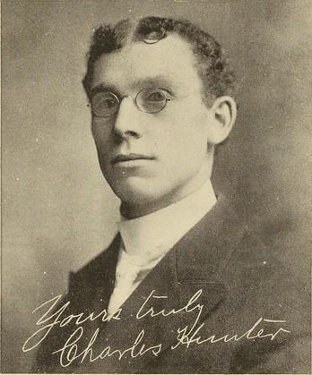 Charles Hunter Composer Wikipedia
