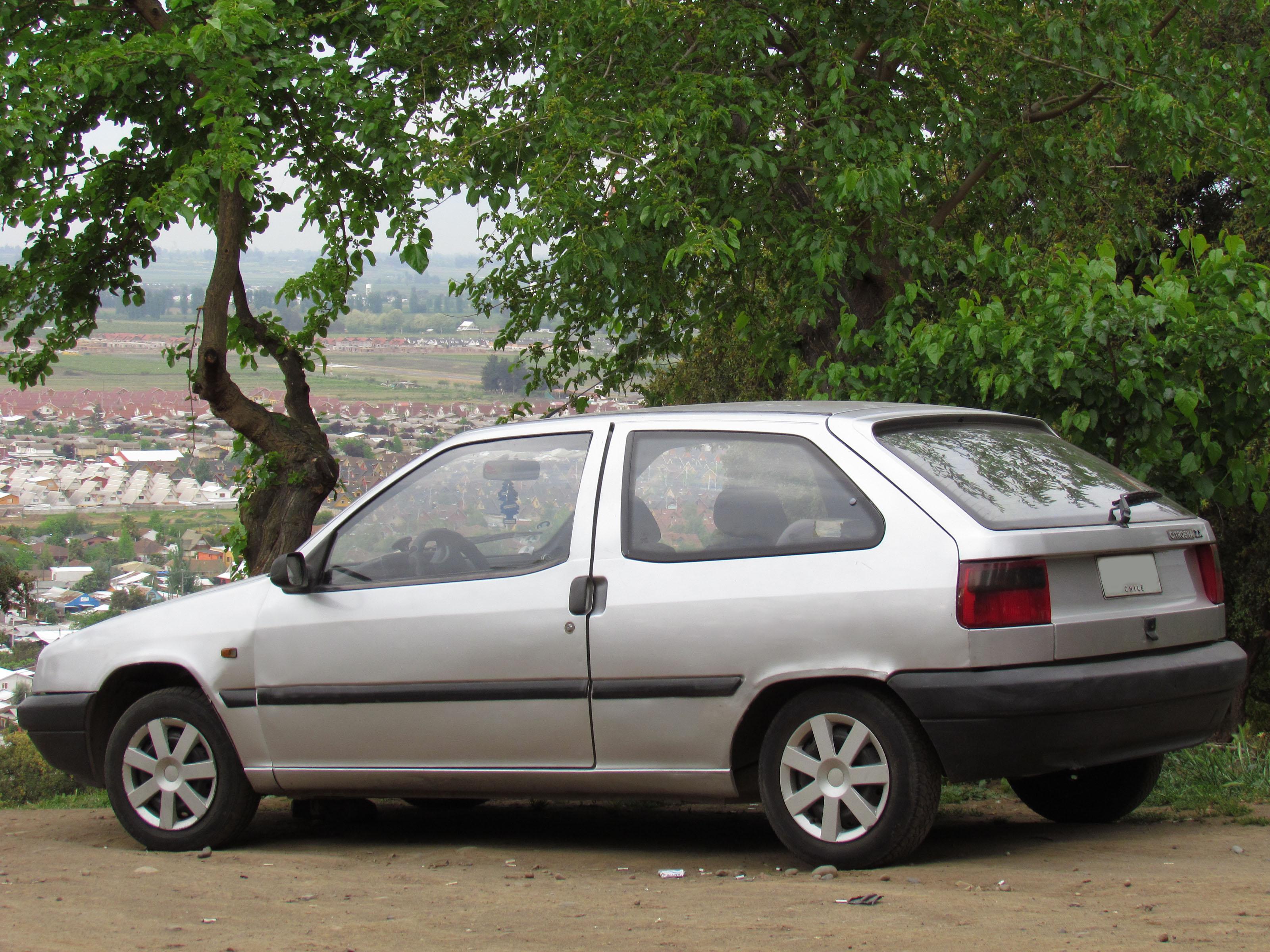 Becquet / Aileron pour Citroën ZX
