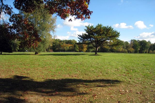 Cricket field at Sheffield Park - geograph.org.uk - 1010083