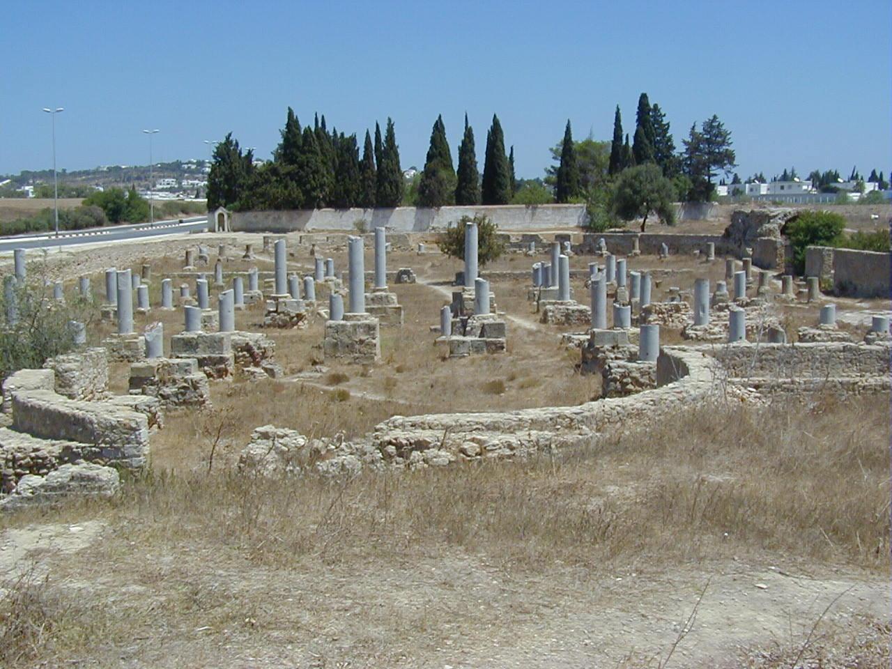Basílica de Damous El Karita