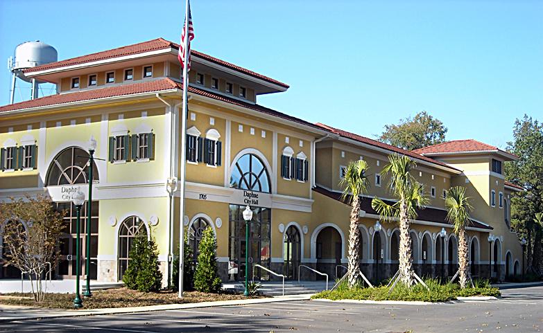 City Hall Marion Al