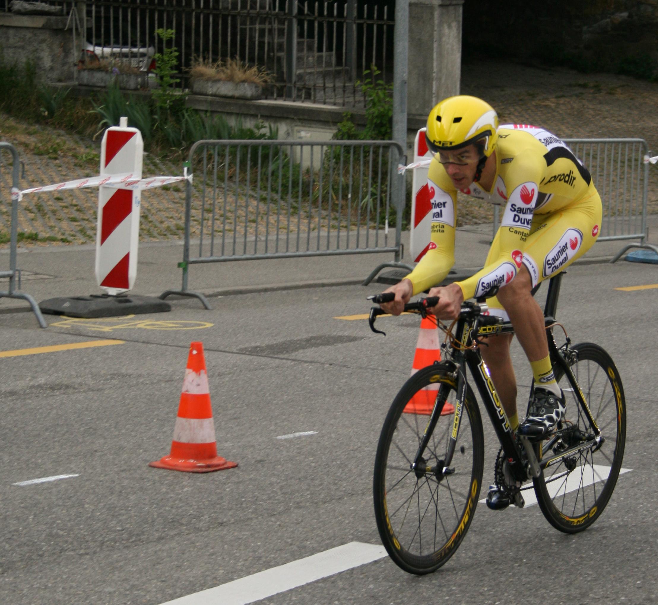 David Millar, Tour of Romandy 2007