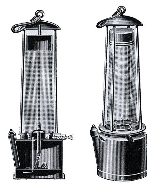 Davy Lamp Wikipedia