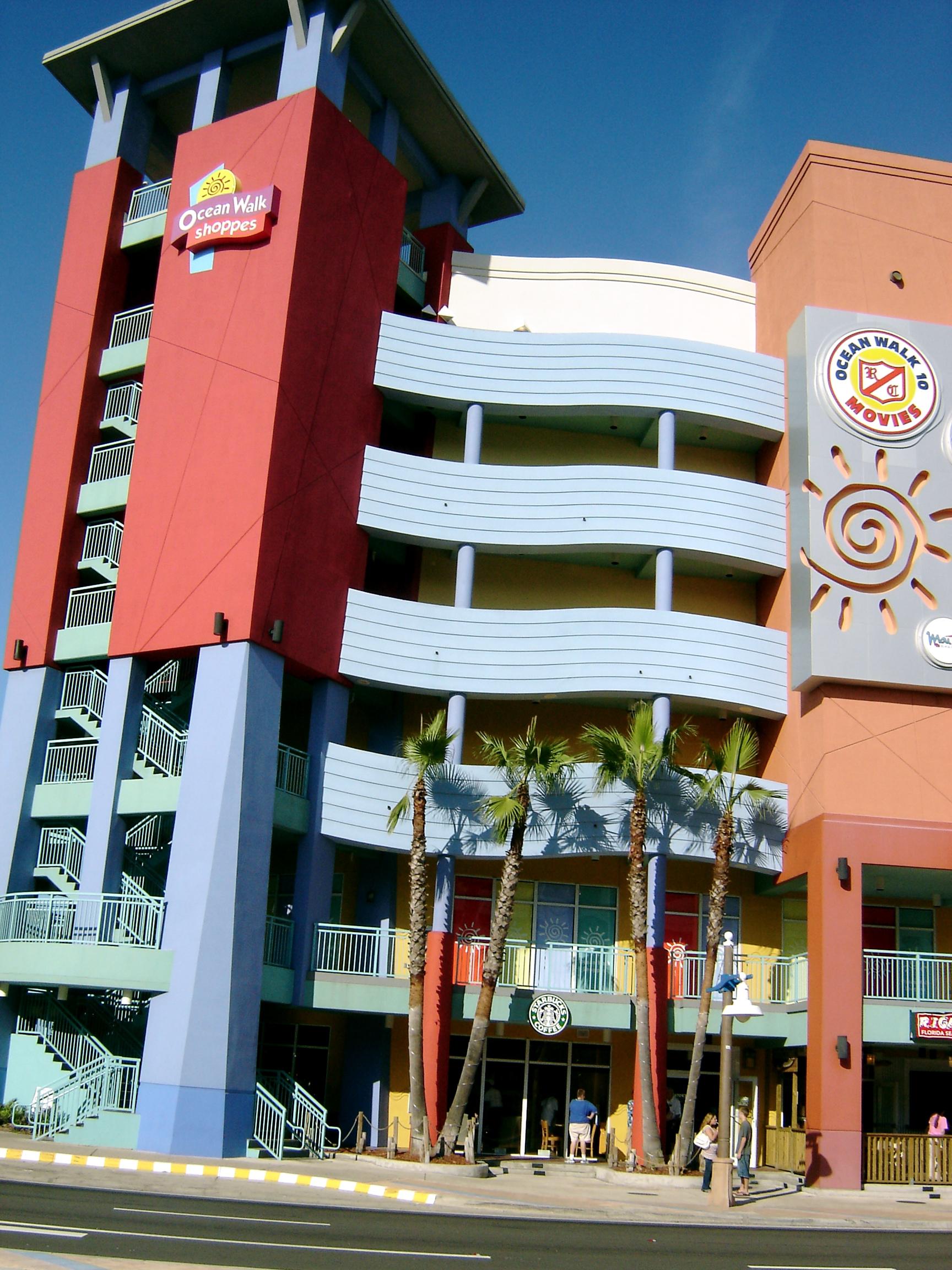 Daytona Beach Oceanwalk Theater
