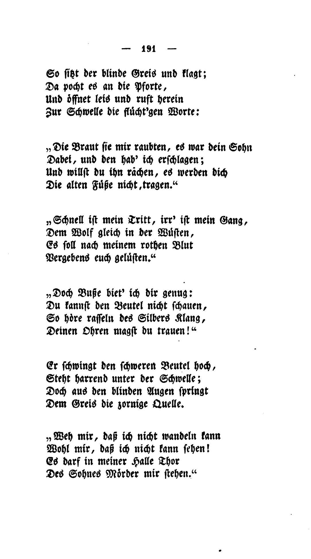 Filede Gedichte Schwab 1828 191jpg Wikimedia Commons