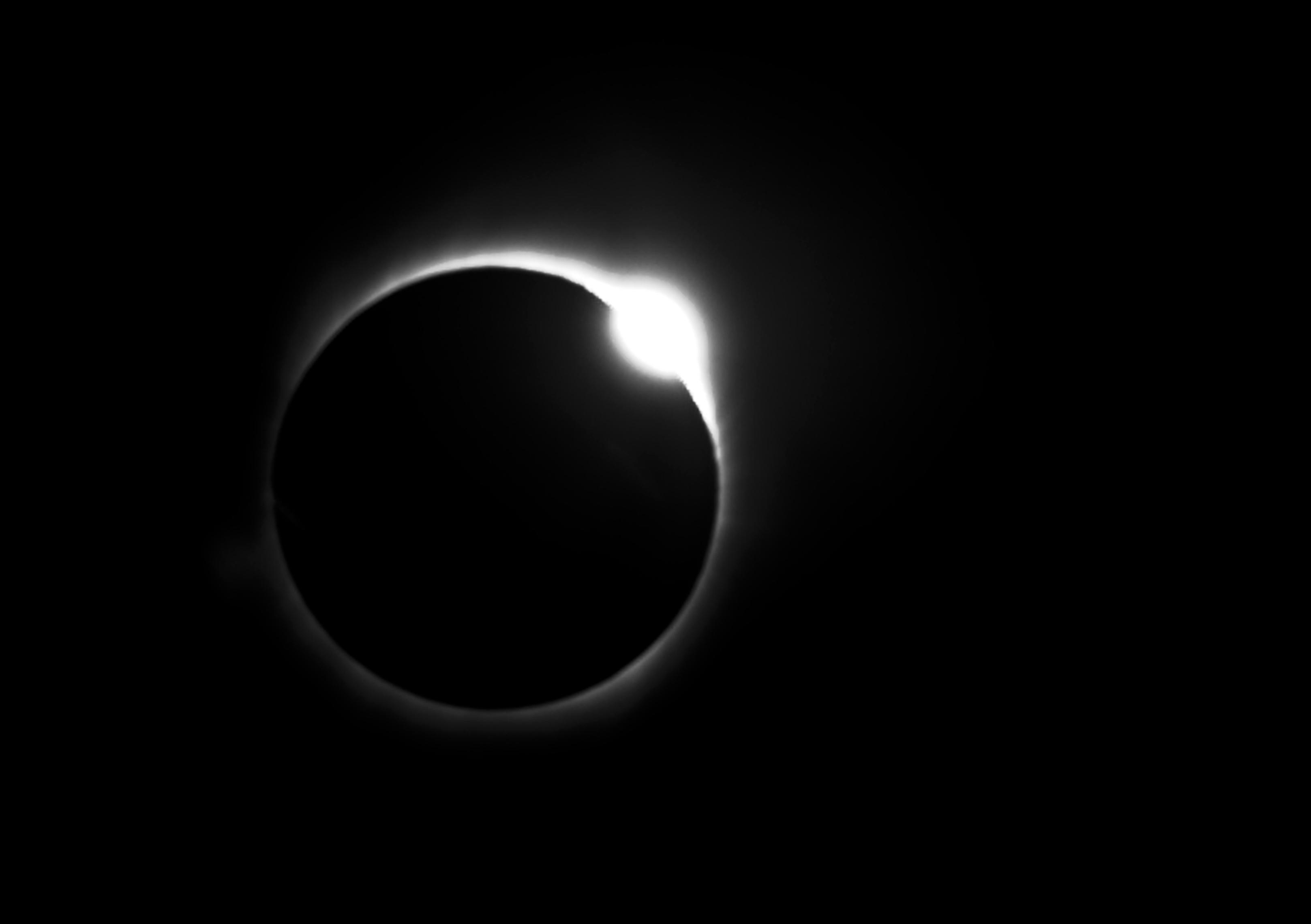 Diamond Moon Ring