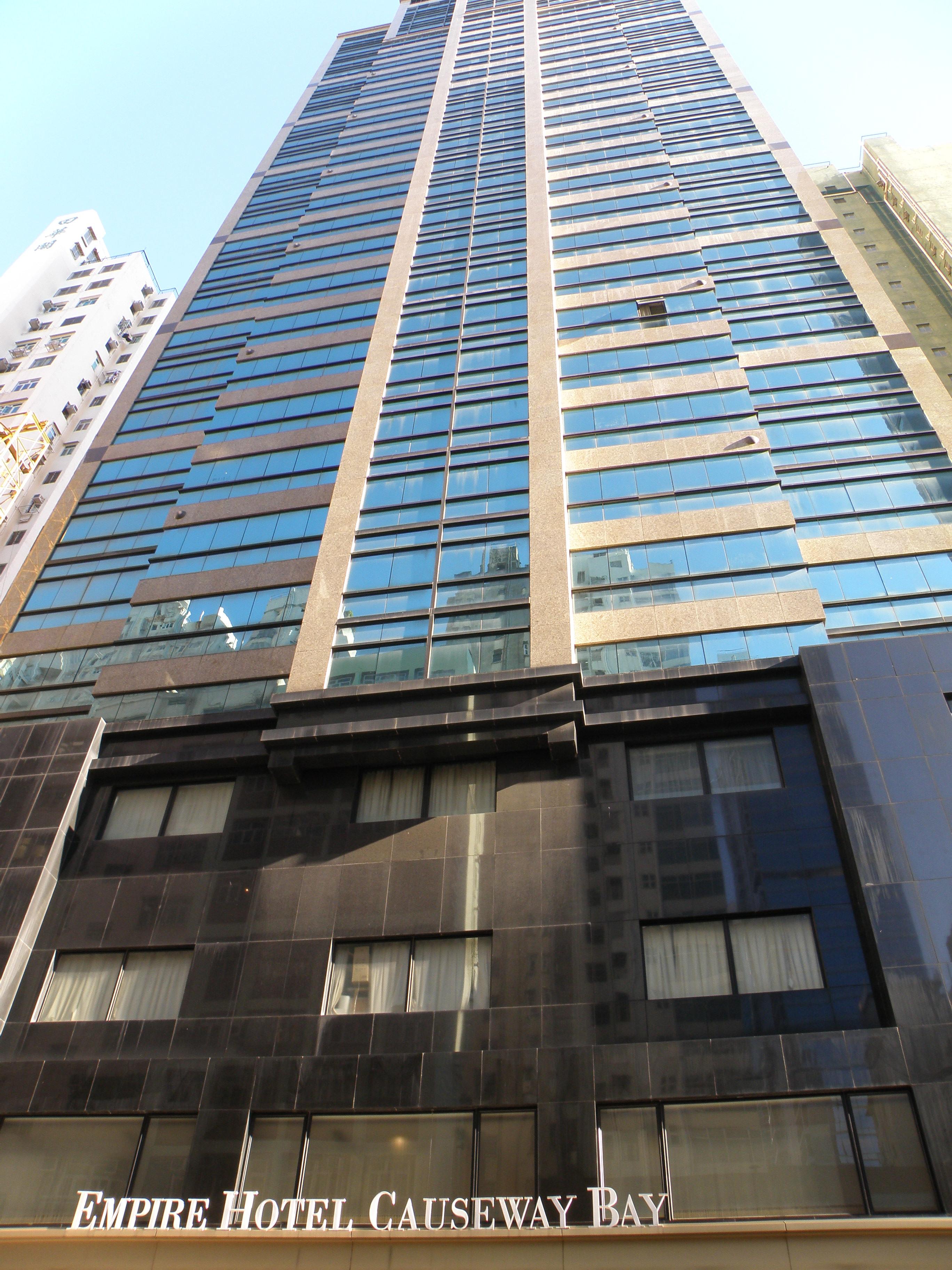 Empire Hotel Hong Kong Causeway Bay