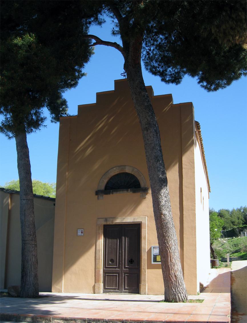 Resultado de imagen de ermita La Salut de Sant Boi