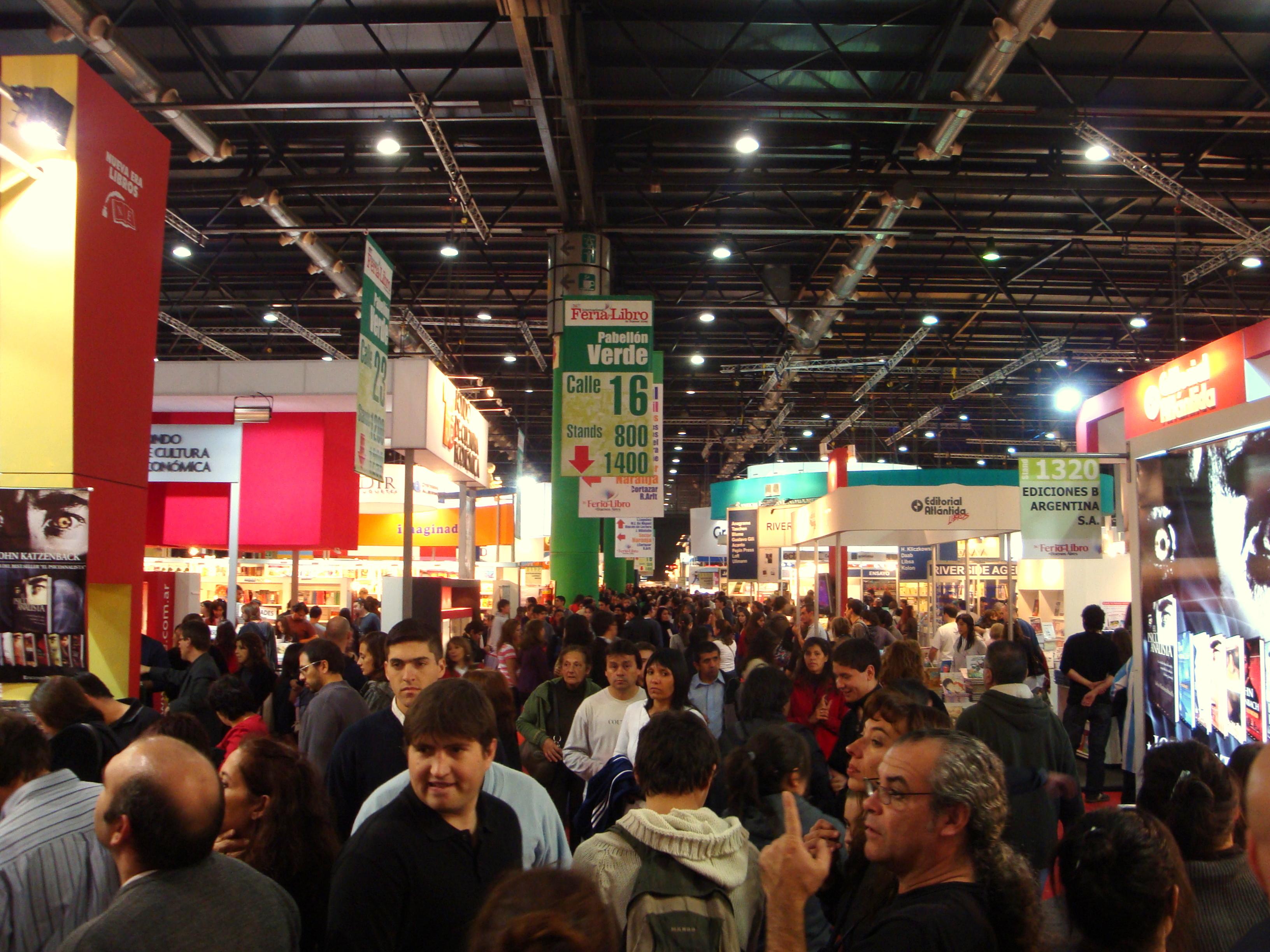 File Feria Internacional Del Libro De Buenos