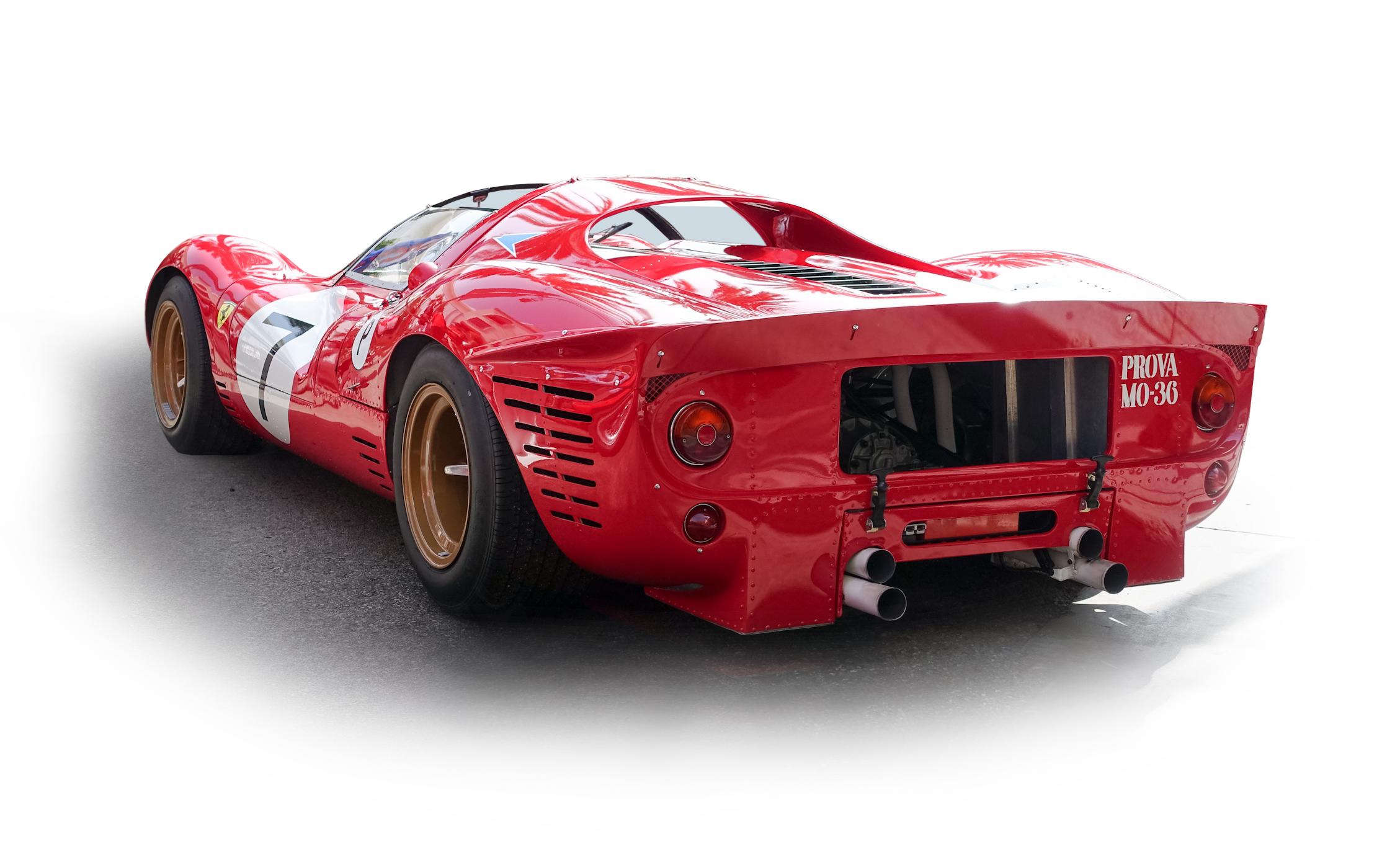 Datei Ferrari 1967 330 P4 Rear Nobg Jpg Wikipedia