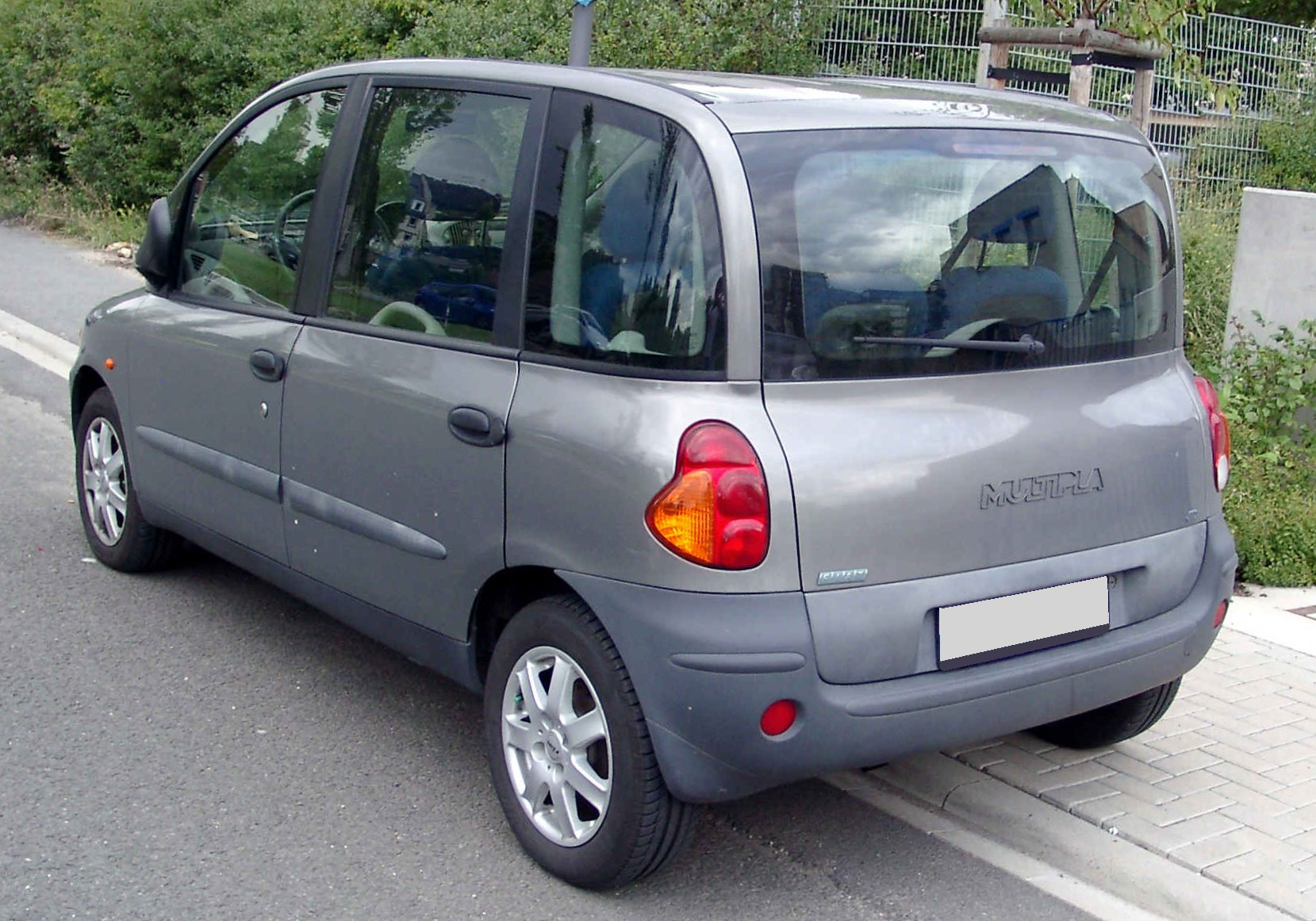 Fiat Multipla Reviews Fiat Multipla Car Reviews