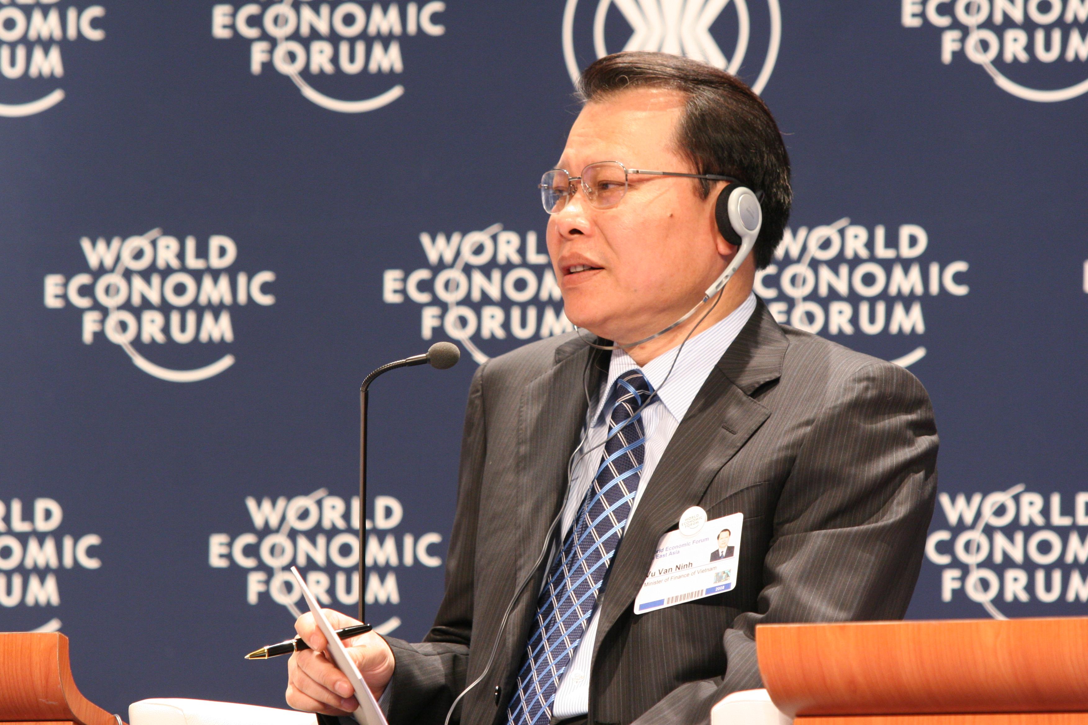 Van Van vu Economic Forum vu Van