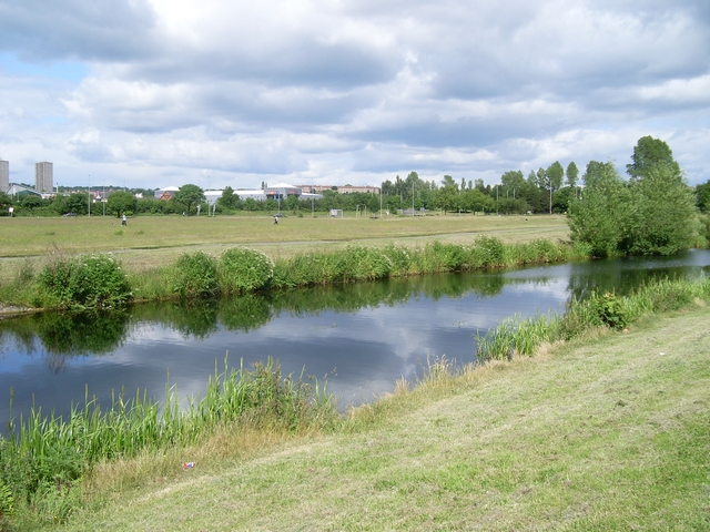 Forth and Clyde Canal - geograph.org.uk - 845841