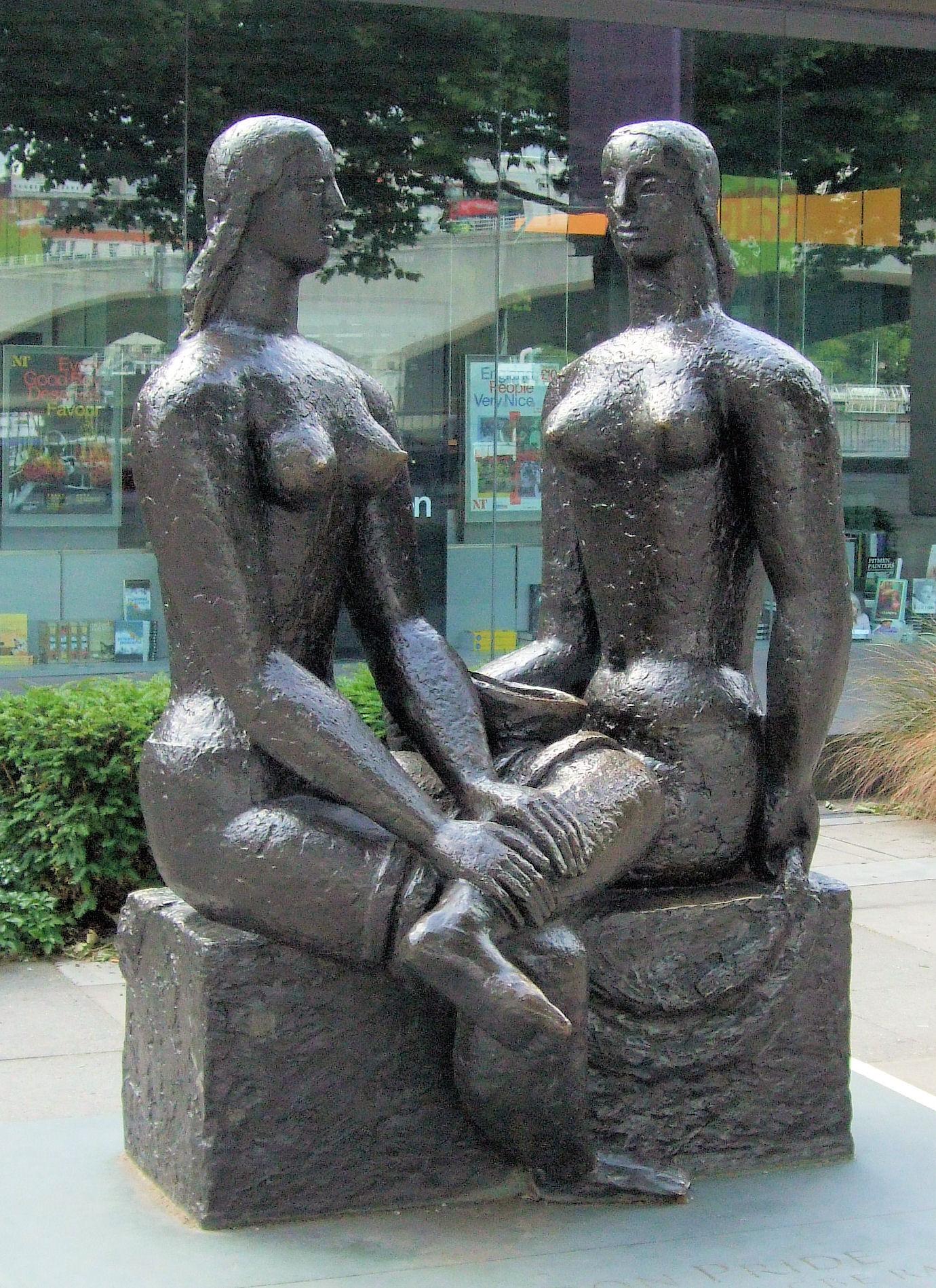 London Pride (sculpture)