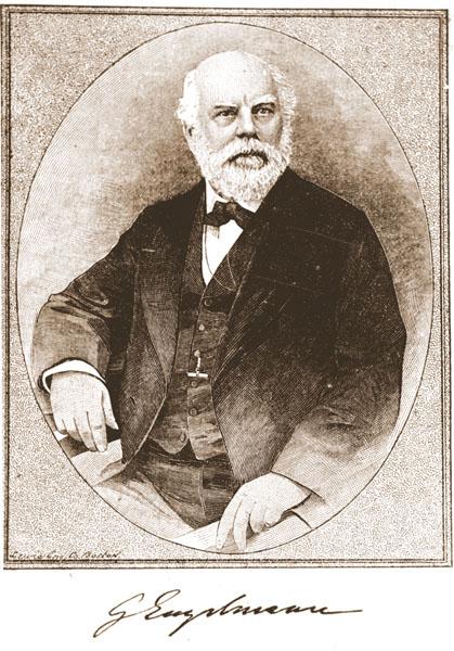 image of George Engelmann