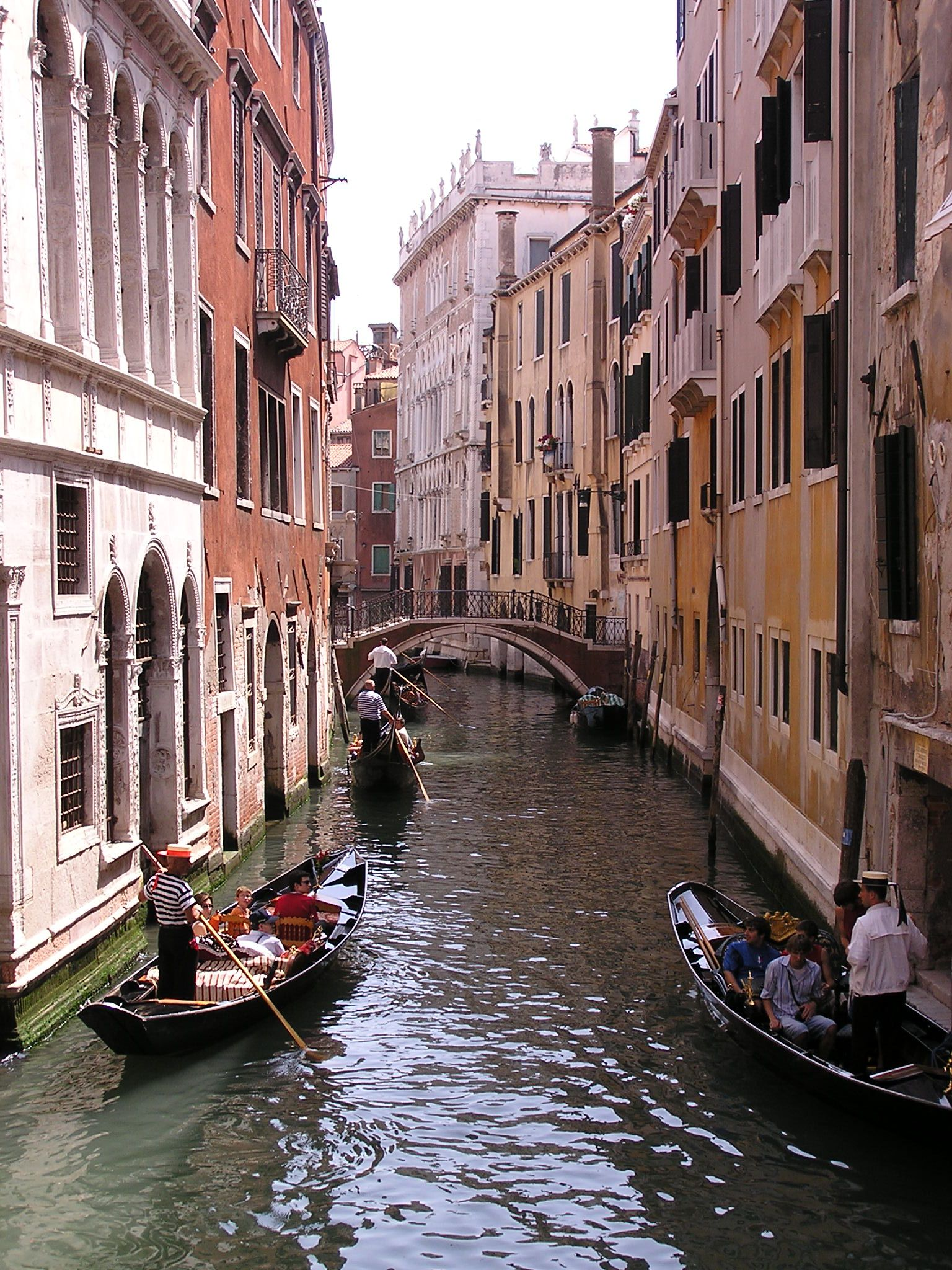 File Gondola Venice Italy