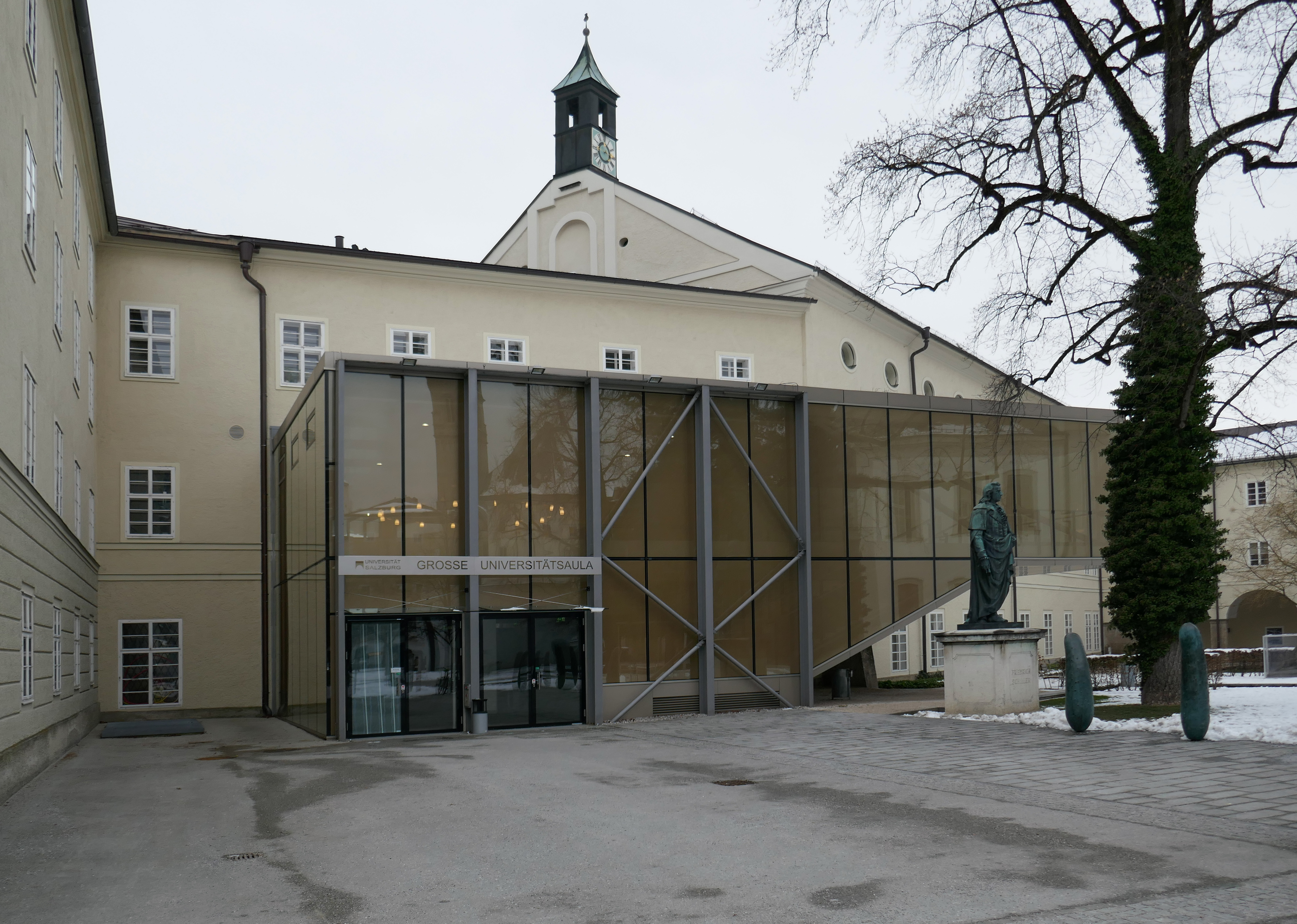 Uni Salzburg speed dating daterend uit ver verleden