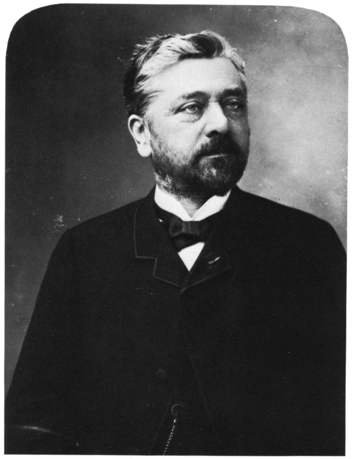 Alexandre Gustave Eiffel Größe