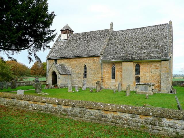 Hailes church - geograph.org.uk - 1549640