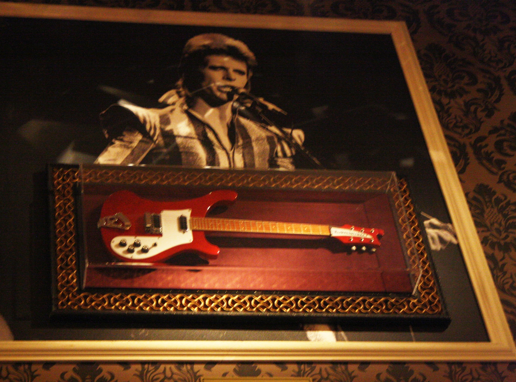 Foto Hard Rock Cafe New York Innenaufnahmen