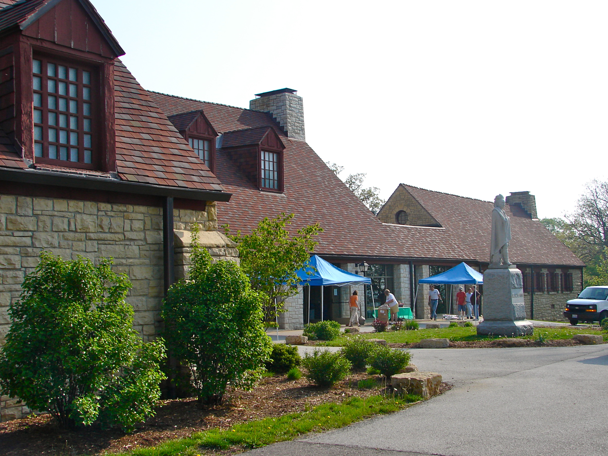 Black Hawk Museum and Lodge