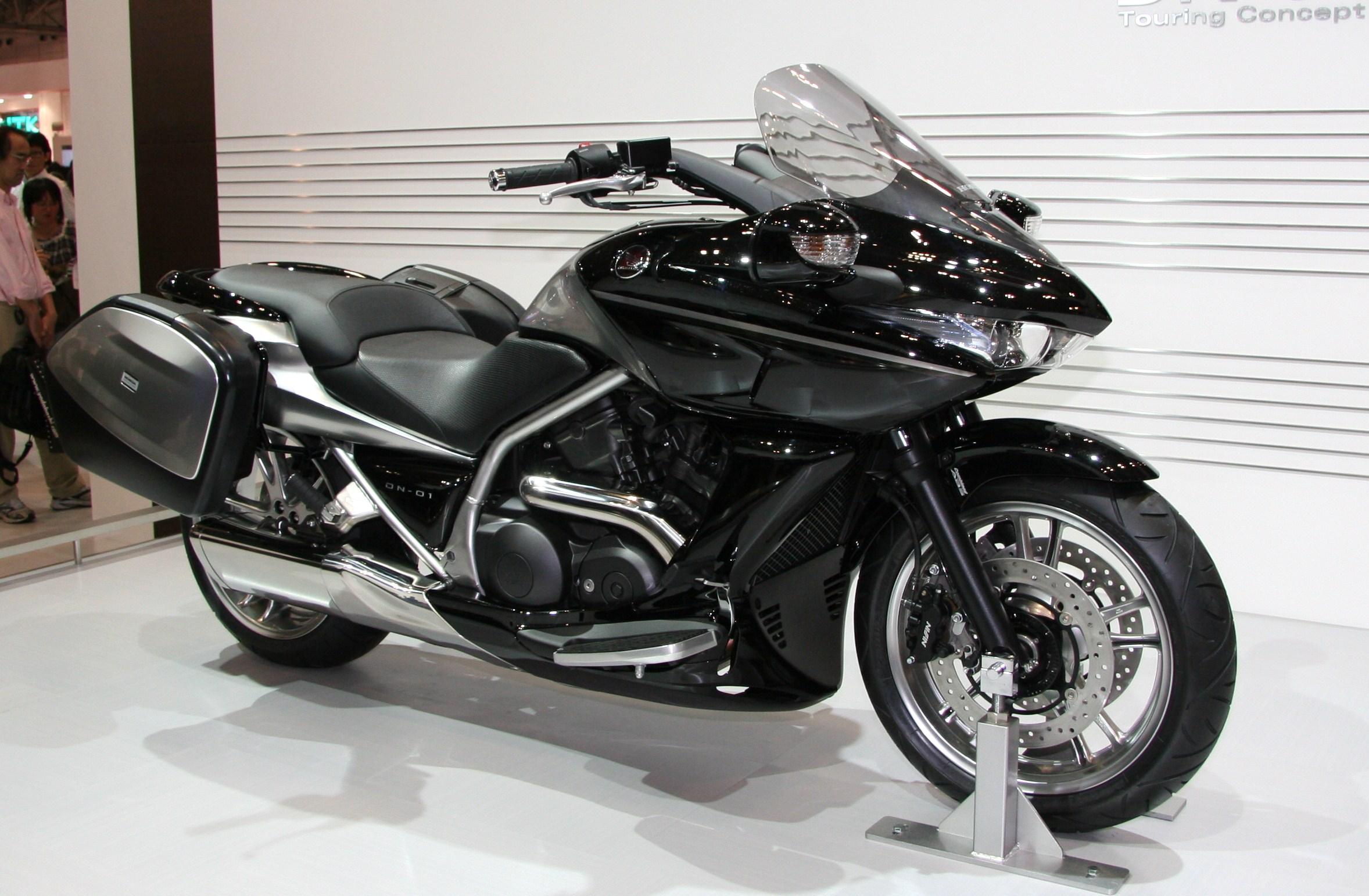 HONDA DN-01 specs - 2008, 2009 - autoevolution