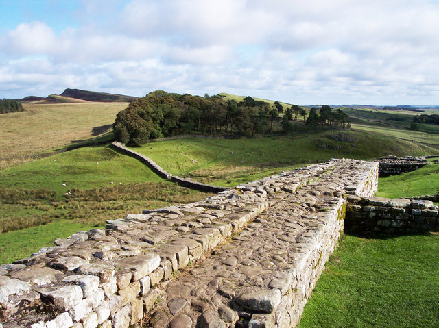 Housesteads Fort - geograph.org.uk - 998560