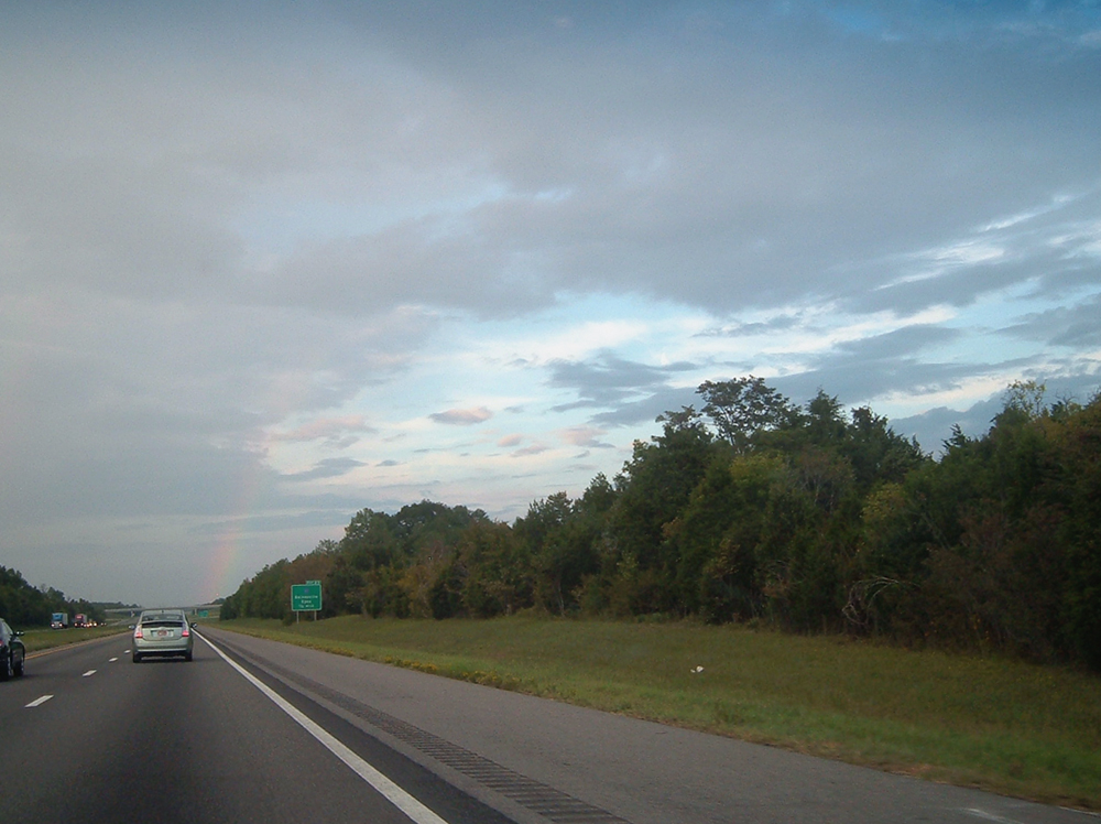 Interstate 59 in Mississippi