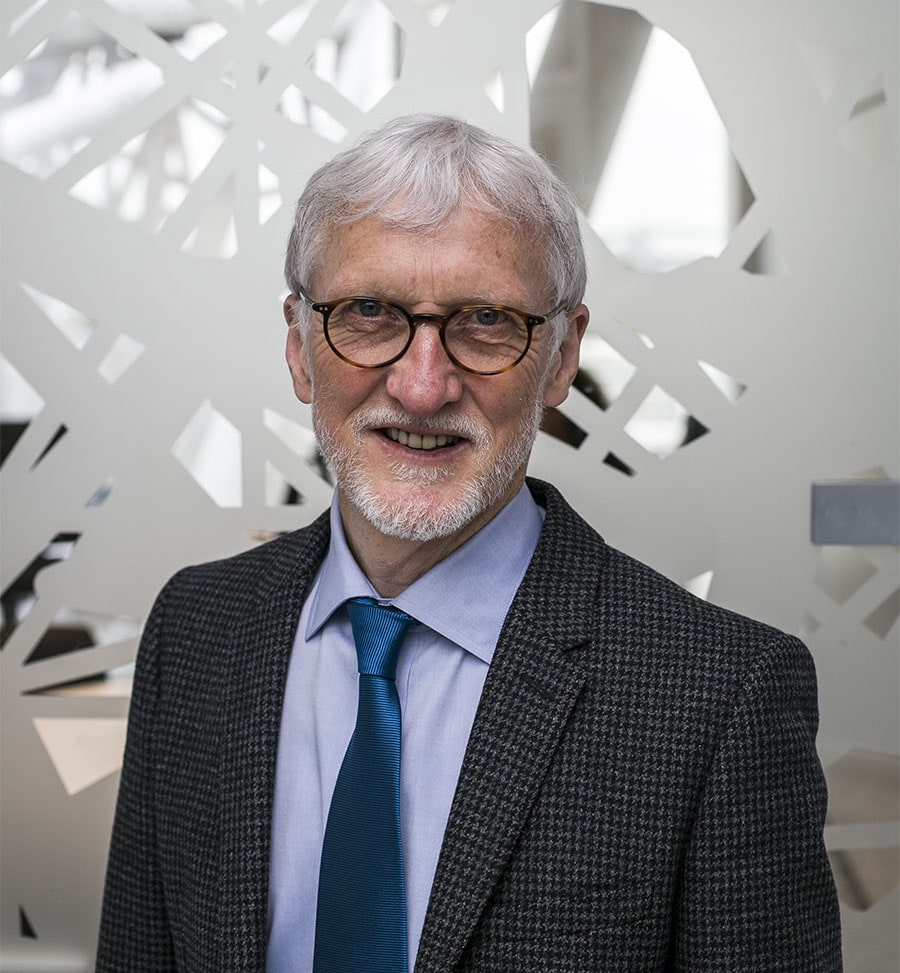 Iain Mattaj Director General, European Molecular Biology Laboratory, since 2005