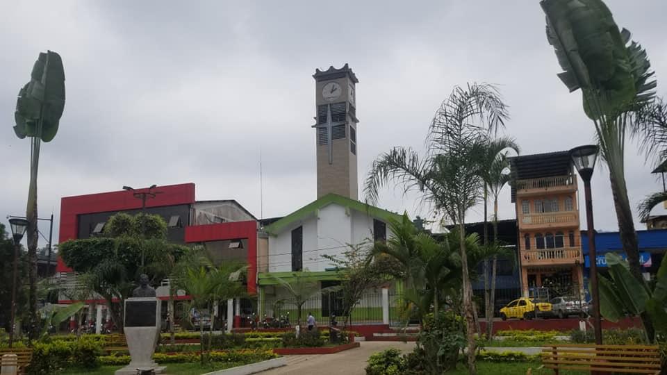 Echeandía (Ecuador) - Wikipedia, la enciclopedia libre