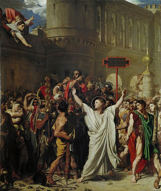 sveti Simforijan - mučenec