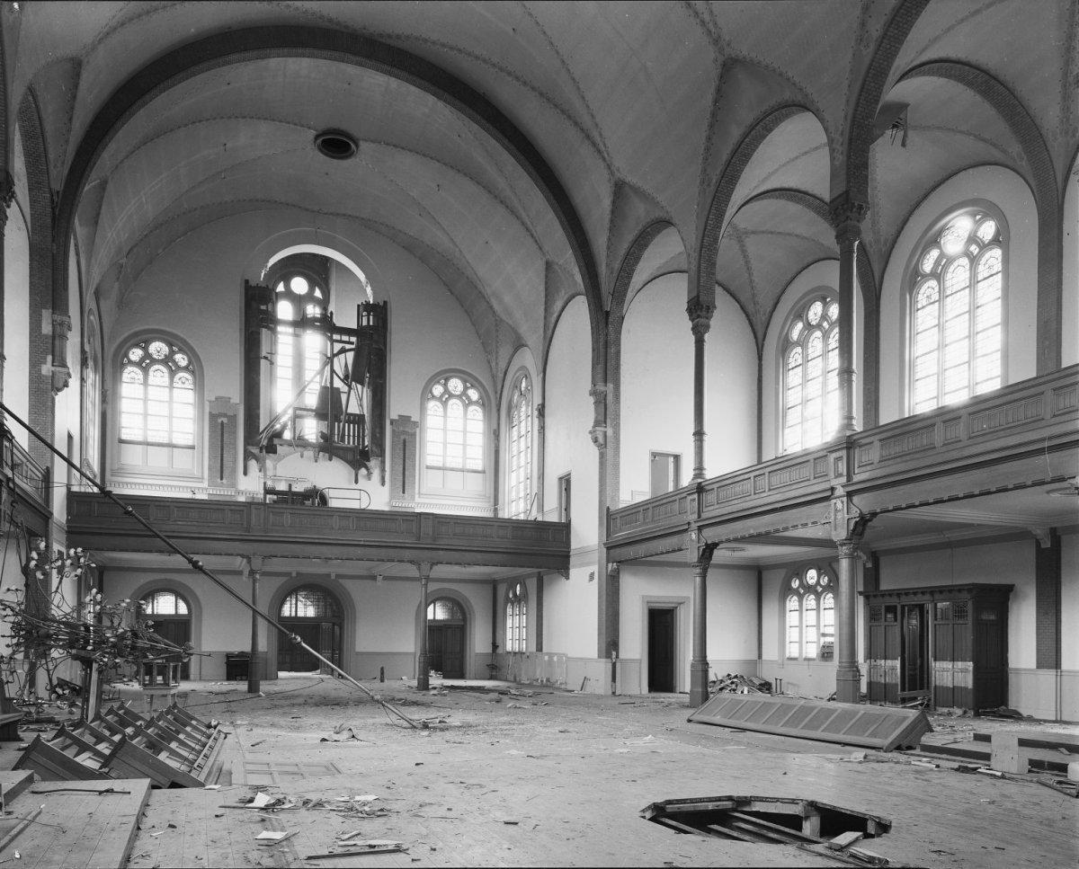 File interieur naar het orgel rotterdam 20191602 rce for Hartman interieur rotterdam