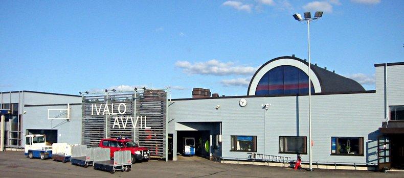 aéroport d'Ivalo