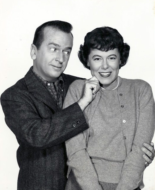 Donna Reed couple