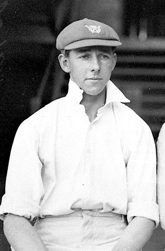 Archie Jackson in october 1932