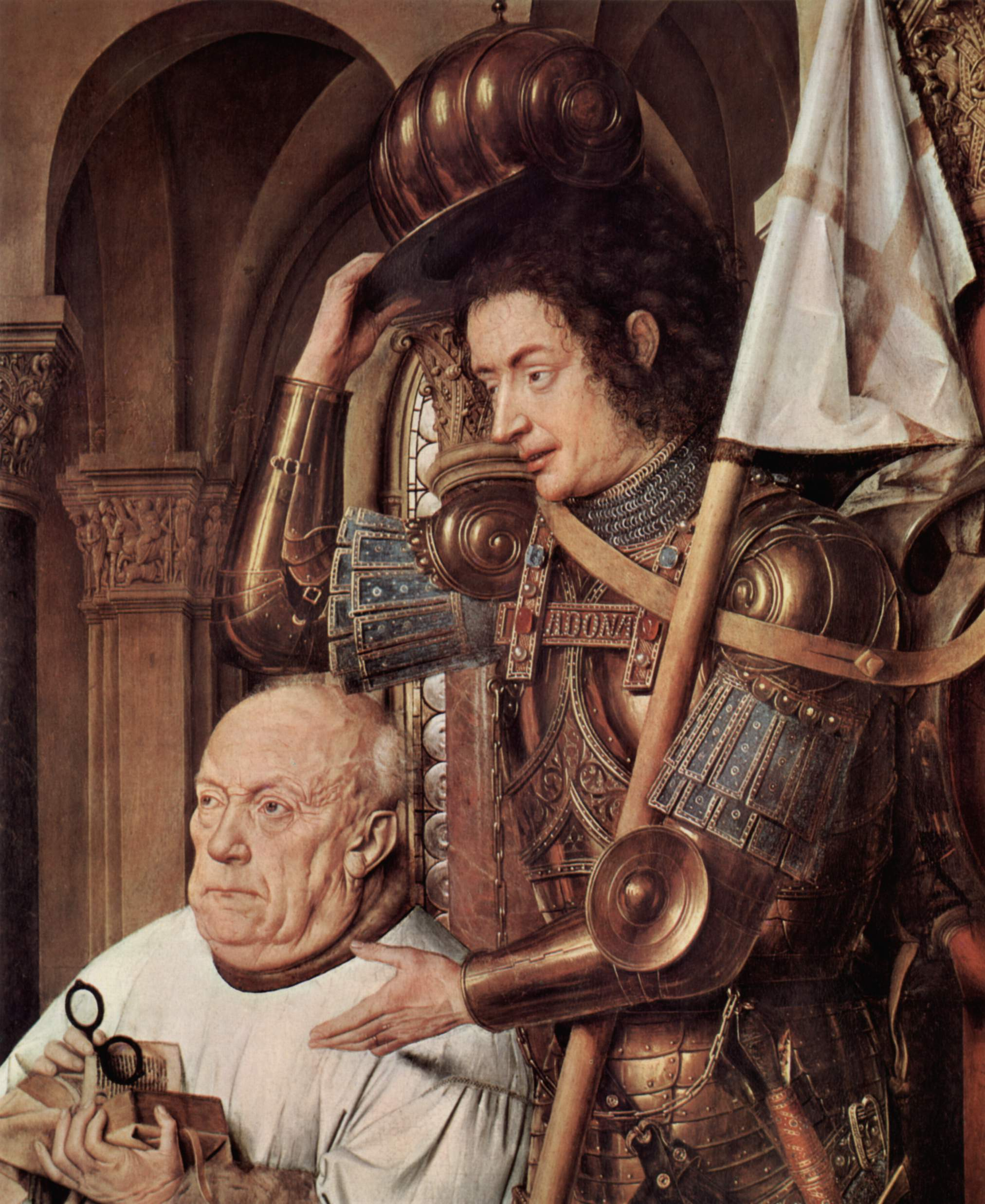 Essay on jan van eyck