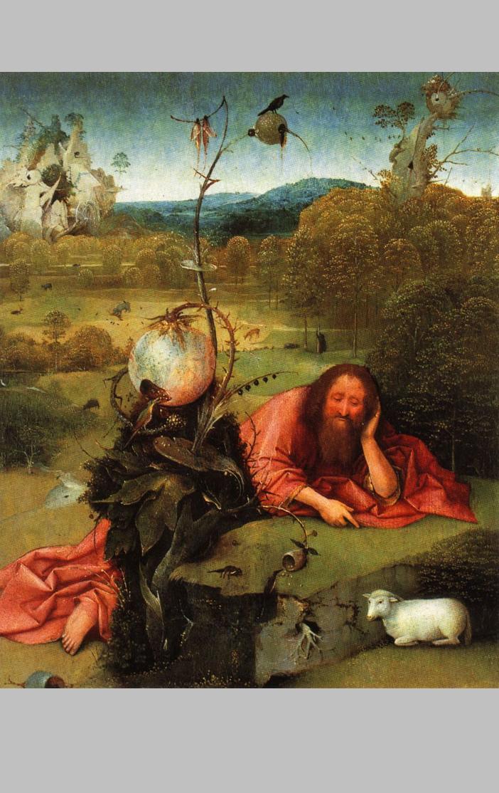 Woensdag 7 oktober 2015: Jheronimus Bosch en