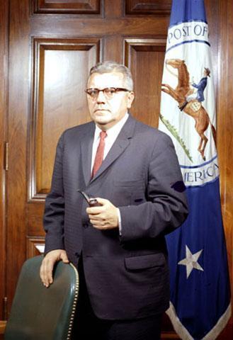 John A Gronouski Wikipedia