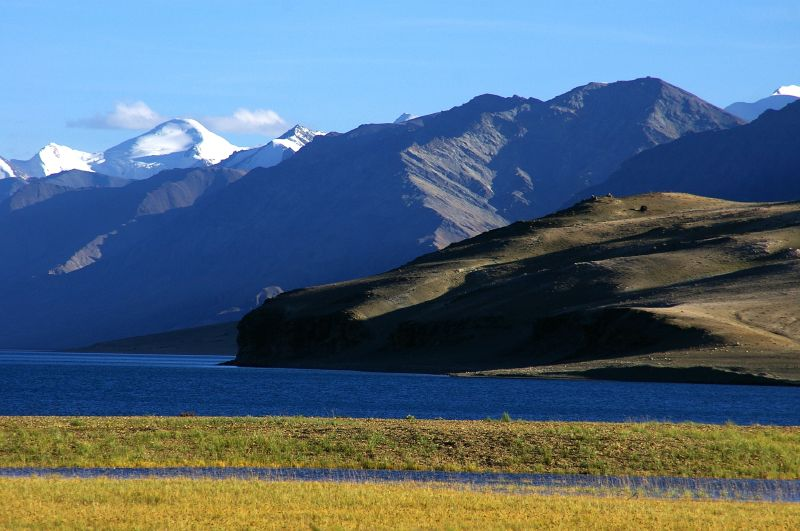 Ladakh is known for its natural beauty