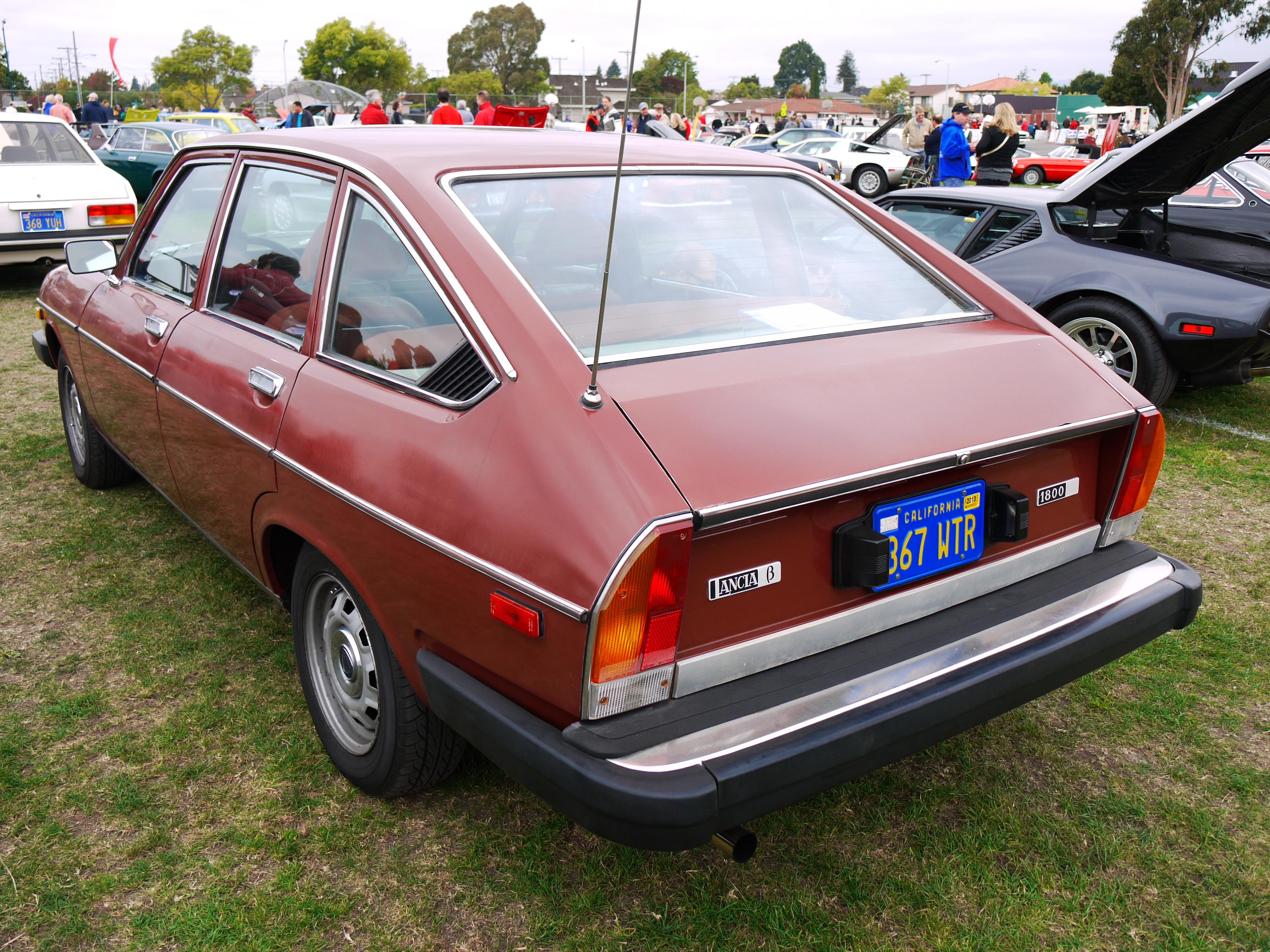 File Lancia Beta 1800 R Jpg Wikipedia