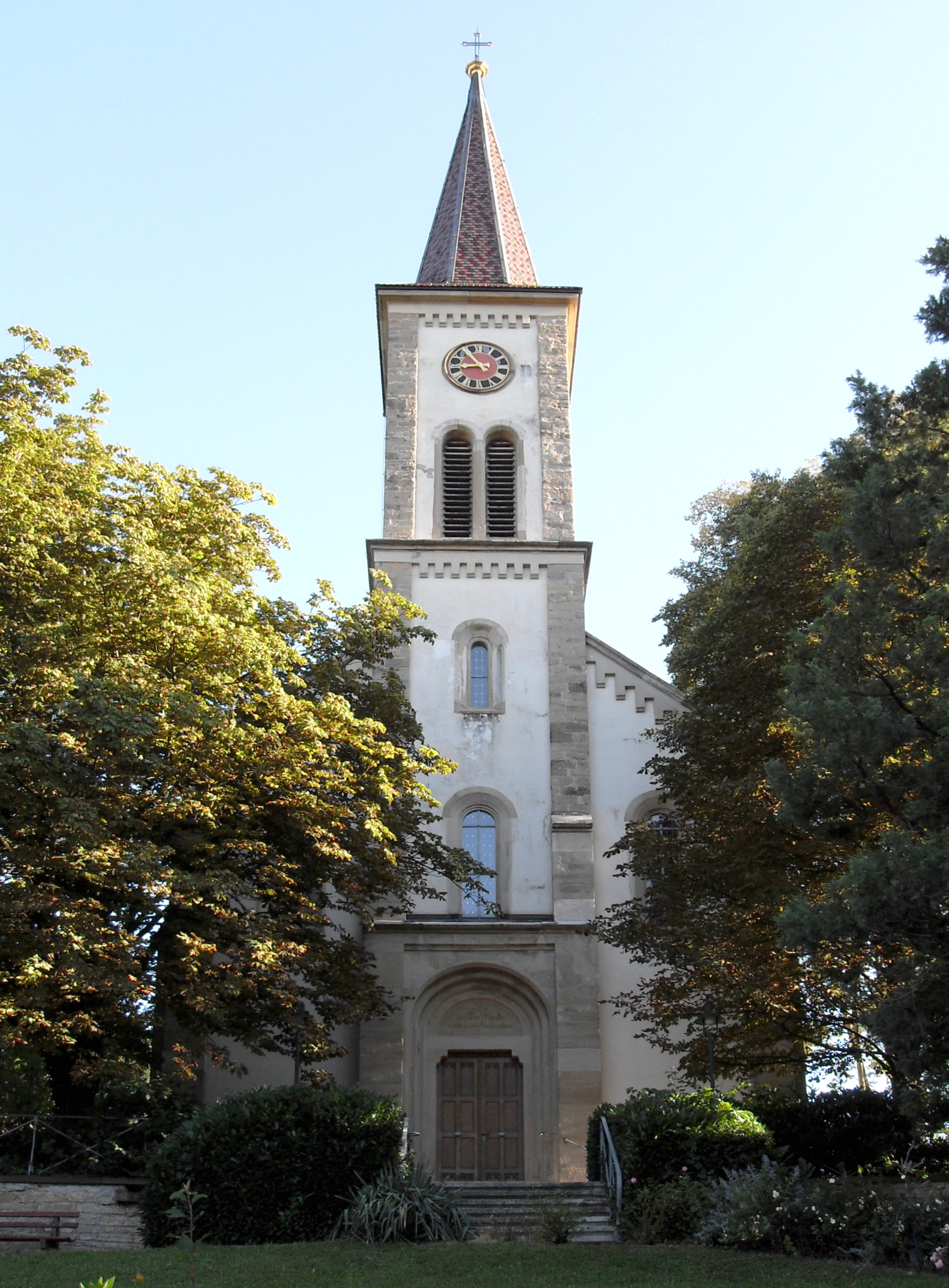 Kirche St Johannis