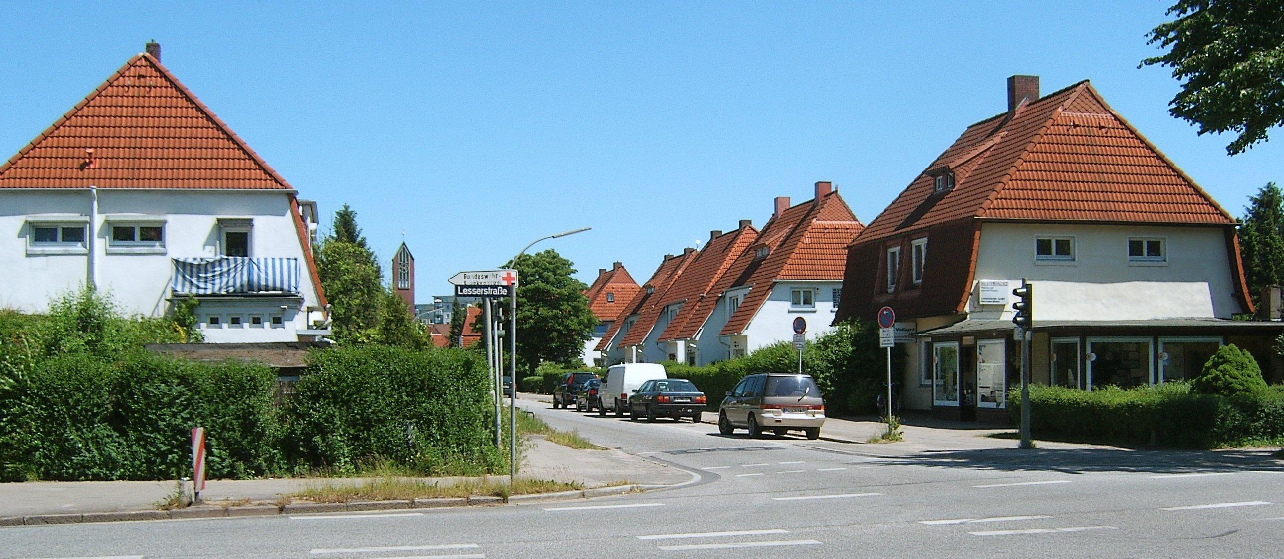Tilsiter Straße Hamburg