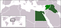 Datei:LocationUnitedArabRepublic2.png