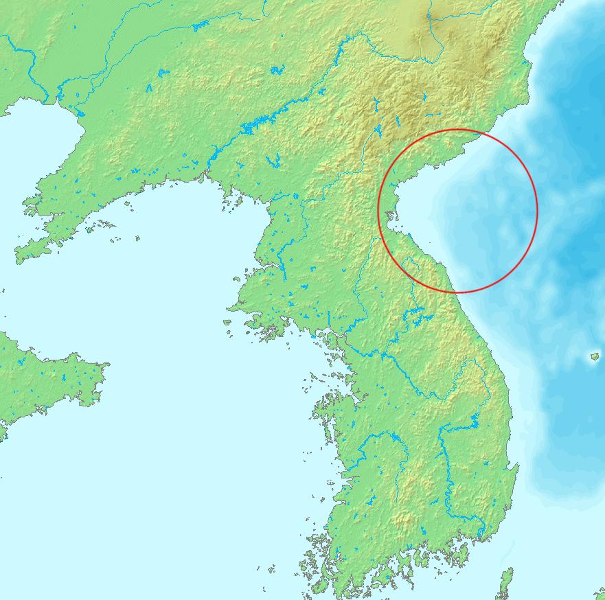 East Korean Bay East Korea Bay ...