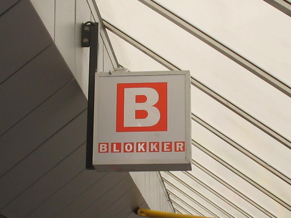 Blokker (winkelketen) - Wikipedia