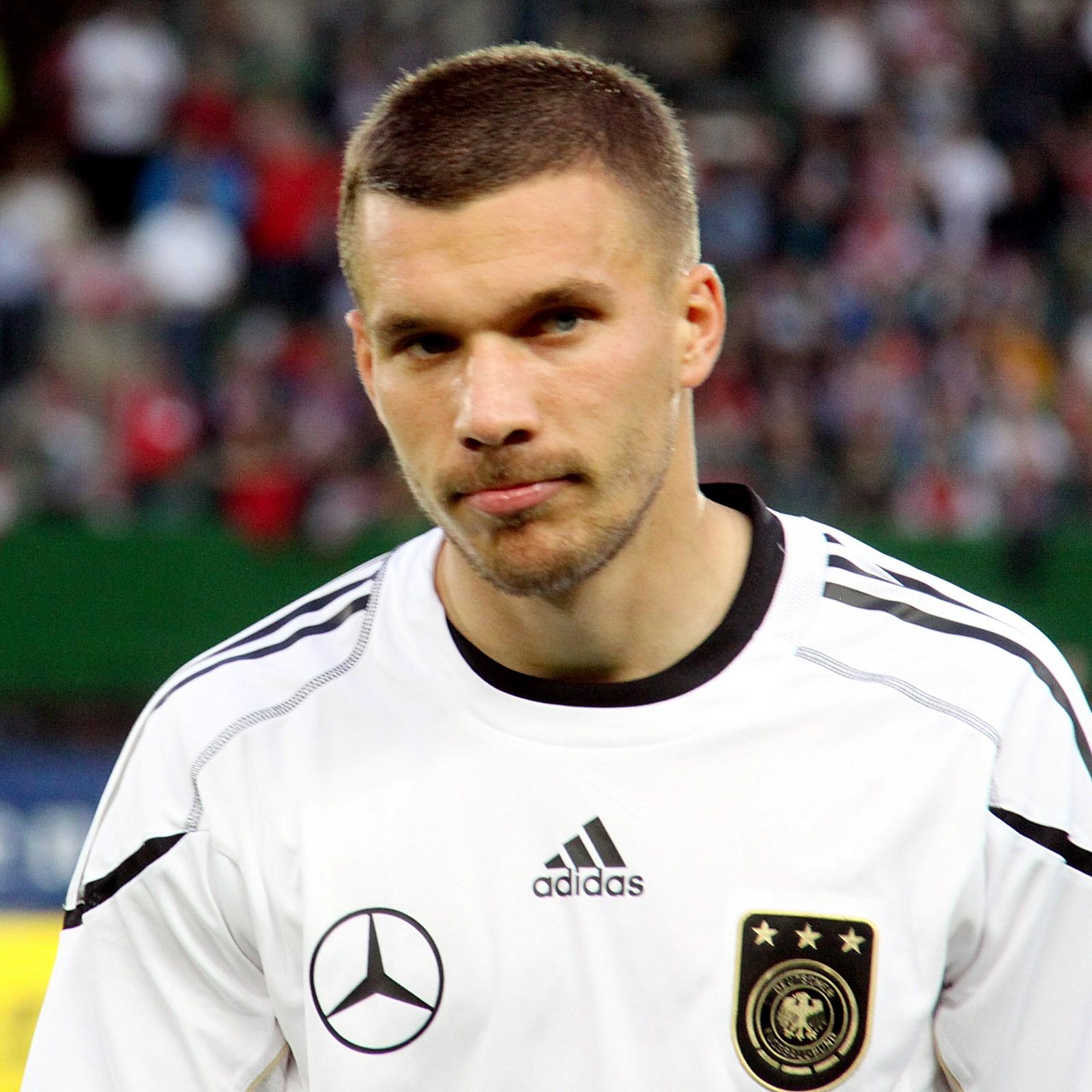 Podolski Deutschland