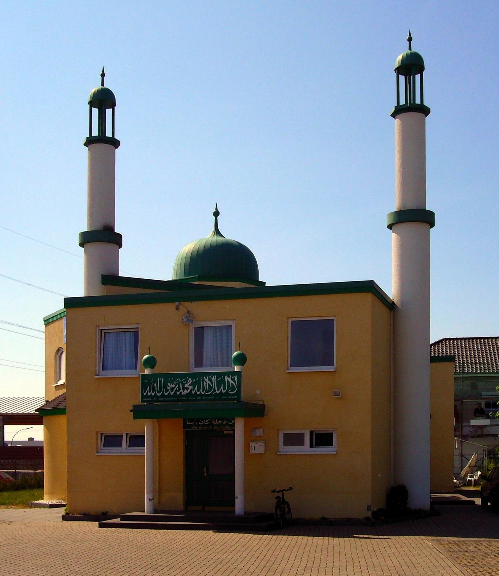 Bait ul Mo min erste Moschee Münsters